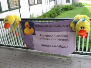 MCWC.Duck.Welcome.Sign.on.Porch.7.22.14